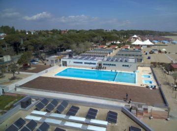 Nuova piscina Lido di Venezia